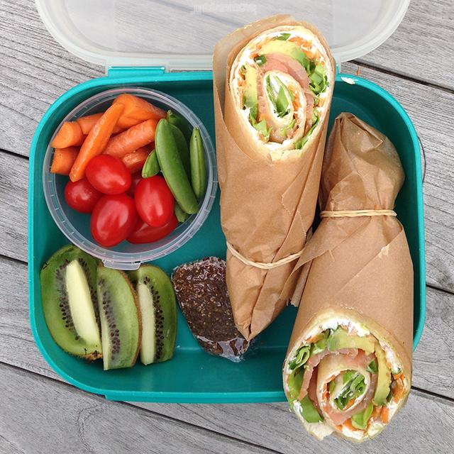 ideer til sund frokost