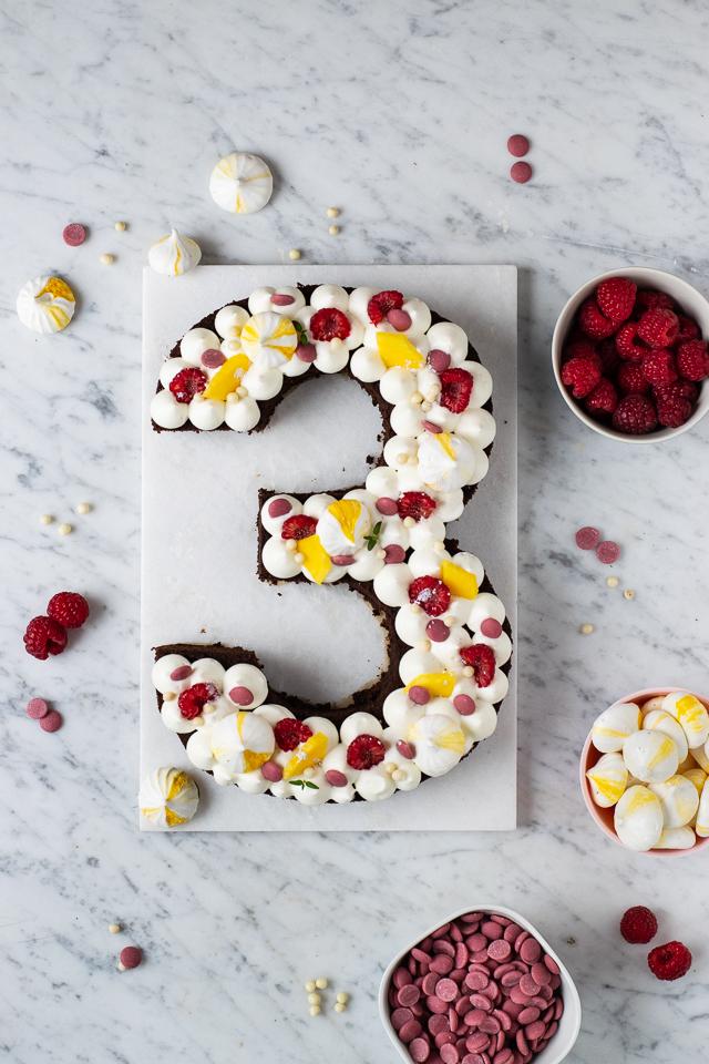 hvid chokolade mousse
